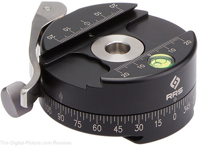 Really Right Stuff PC-LR Round Panning Clamp