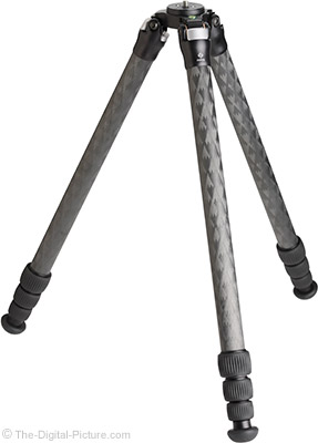 Really Right Stuff TVC-24/24L Series 2 Carbon Fiber Tripod
