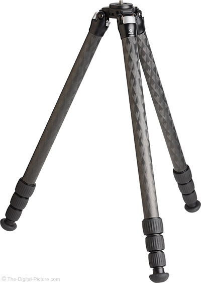 Used Really Right Stuff TVC-24L Series 2 Mk2 Carbon Fiber Tripod (Long) In Stock at B&H $802.95 ($1,030.00 New)