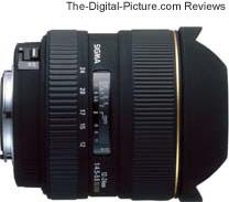 Sigma 12-24mm f/4.5-5.6 EX DG HSM Lens