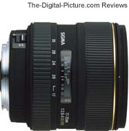 Sigma 17-35mm f/2.8-4 EX DG HSM Lens