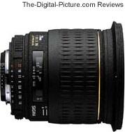 Sigma 20mm f/1.8 EX DG Lens