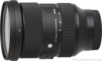 First Looks at Sigma 24-70mm f/2.8 DG DN Art Lens Image Quality