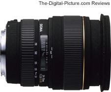 Sigma 24-70mm f/2.8 EX DG Lens