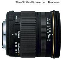 Sigma 28-70mm f/2.8 EX DG Lens