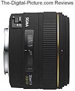 Sigma 30mm f/1.4 EX DC HSM Lens