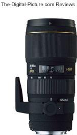 Sigma 70-200mm f/2.8 EX DG HSM Lens