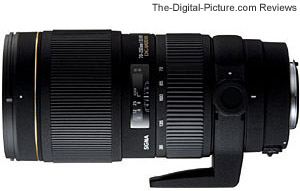 Sigma 70-200mm f/2.8 EX DG Macro HSM Lens