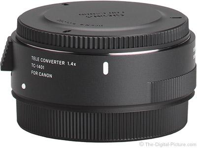 Sigma TC-1401 1.4x Teleconverter