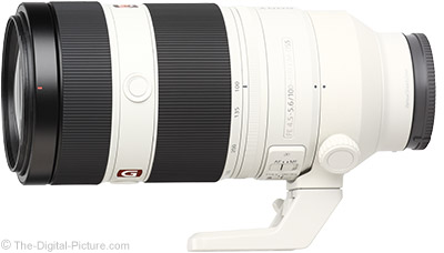 First Looks at Sony FE 100-400mm f/4.5-5.6 GM OSS Lens Image Quality