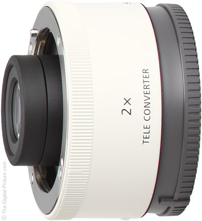 Just Posted: Sony FE 2.0x Teleconverter Review