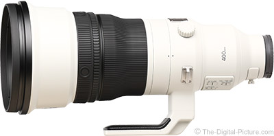 Just Posted: Sony FE 400mm f/2.8 GM OSS Lens Review