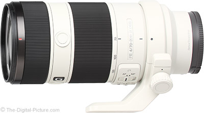 Used Sony FE 70-200mm f/4 G OSS Lens (9) - $1,197.95 Shipped (Compare at $1,498.00 New)