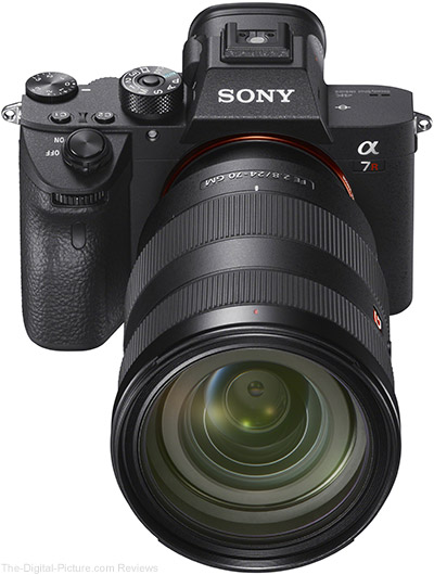 What to do when a Sony Firmware Update Leaves only a Little Red Access Light Illuminated on the Back of an a7R III or Other Camera