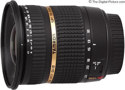 Tamron 10-24mm f/3.5-4.5 Di II Lens