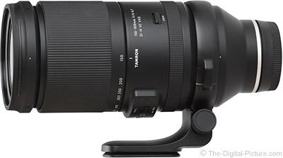 Tamron 150-500mm f/5-6.7 Di III VXD Lens