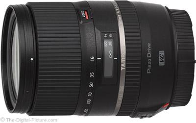 Tamron 16-300mm f/3.5-6.3 Di II VC PZD Lens