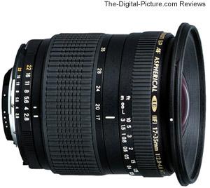 Tamron 17-35mm f/2.8-4 Di Lens