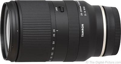 First Looks at Tamron 28-200mm f/2.8-5.6 Di III RXD Lens Image Quality