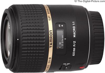 Tamron 60mm f/2.0 Di II Macro Lens