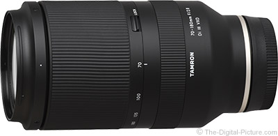 First Looks at Tamron 70-180mm f/2.8 Di III VXD Lens Image Quality