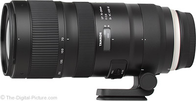 Tamron 70-200mm f/2.8 Di VC USD G2 Lens & Canon Telephoto Zoom Lens azcodes.com