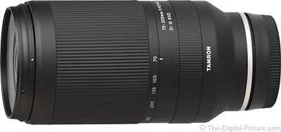 First Looks at Tamron 70-300mm f/4.5-6.3 Di III RXD Lens Image Quality