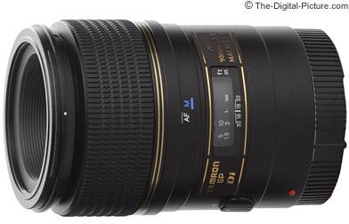 Tamron 90mm f/2.8 Di Macro Lens