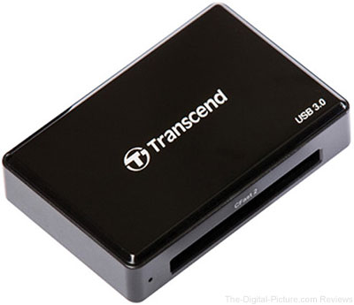 Transcend CFast 2.0 Card Reader