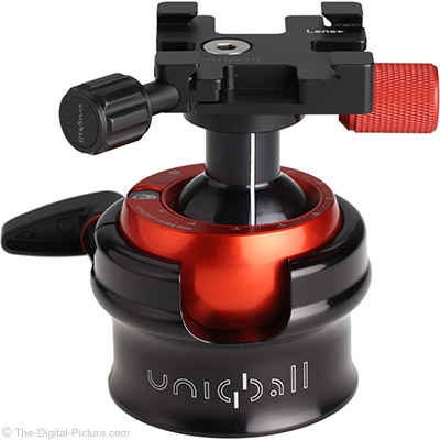 UniqBall UBH 45X Ball Head
