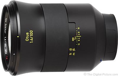 Zeiss Otus 100mm f/1.4 Lens