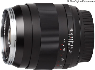 Zeiss 35mm f/2 Classic Lens
