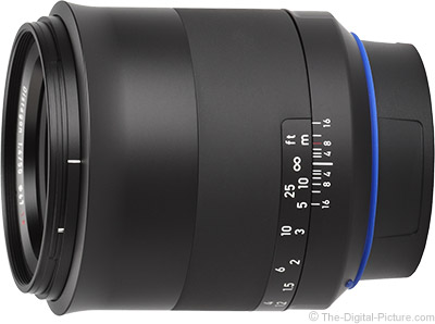 Zeiss 50mm f/1.4 Milvus Lens