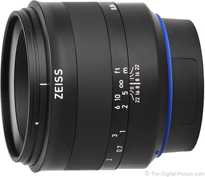 Zeiss 50mm f/2M Milvus Lens