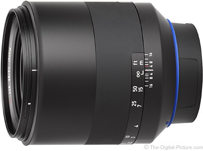 Zeiss 85mm f/1.4 Milvus Lens