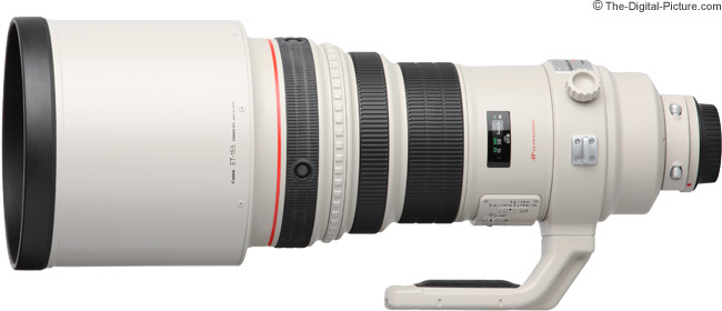Canon EF 400mm f/2.8L IS USM Lens Product Images