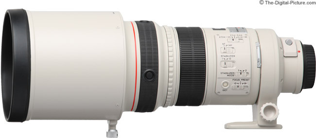 Canon Ef 300mm F 2 8l Is Usm Lens Review