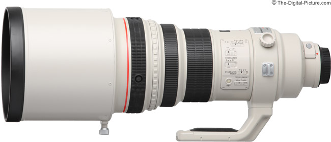 Canon Ef 400mm F 2 8l Is Usm Lens Review