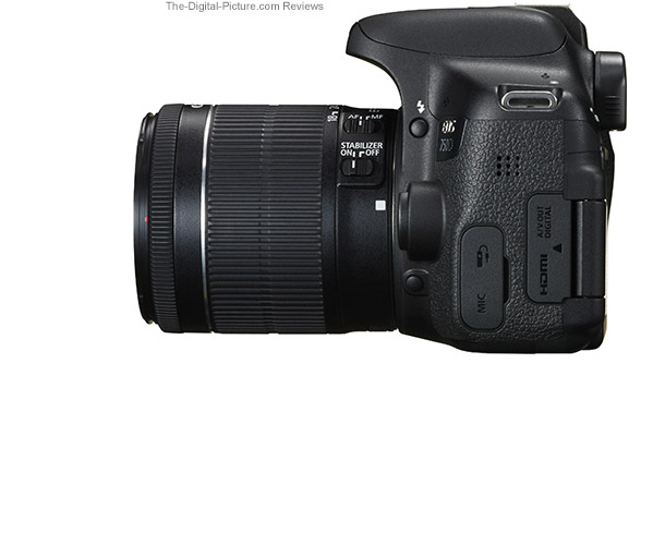 Canon EOS Rebel T6 / 1300D Review