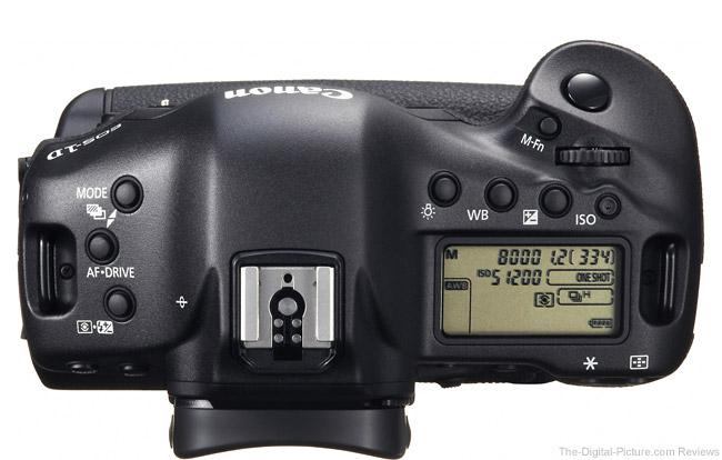 Camera Top View Comparison