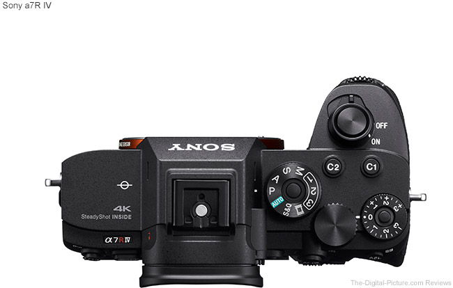 Sony a7R IV Product Images