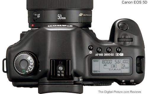 Canon EOS 50D Review