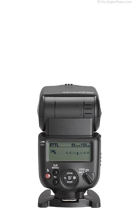 Canon Speedlite 430EX III-RT Flash Review