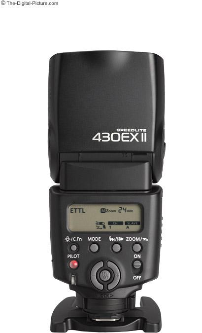 canon speedlite 430ex ii flash review rh the digital picture com canon speedlite 430ex ii manuel utilisation canon 430ex ii manual zoom