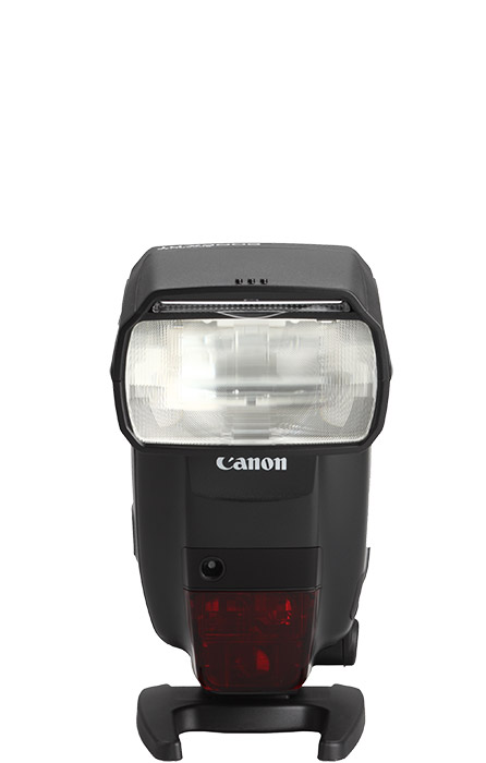 Canon Speedlite 600EX-RT Flash Product Images