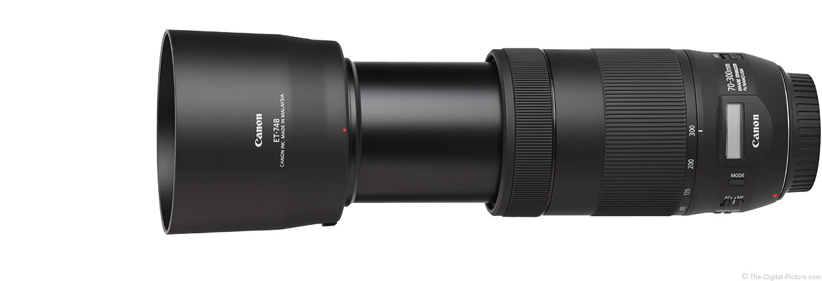 Canon Ef 70 300mm F4 56 Is Ii Usm Lens Product Images