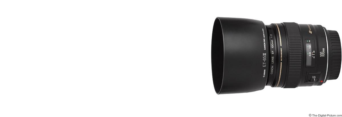 Canon EF 100mm f/2 USM Lens
