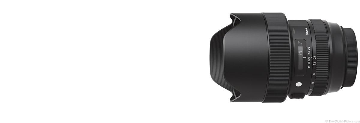 Sigma 14-24mm f/2.8 DG HSM Art Lens