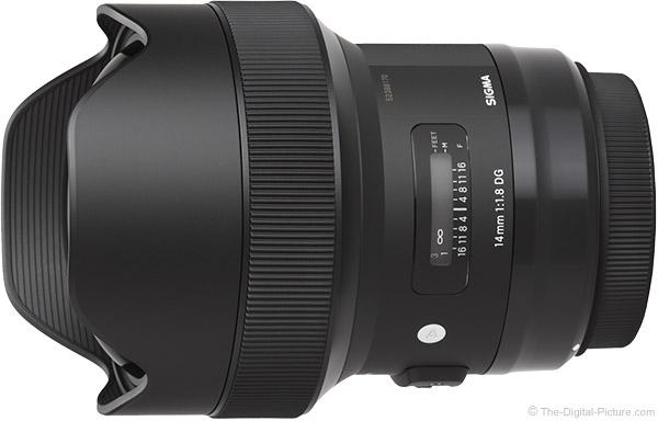 Sigma Rear Gel Filter Holder for Canon EF-Mount 14mm f//1.8 DG HSM Art Lens