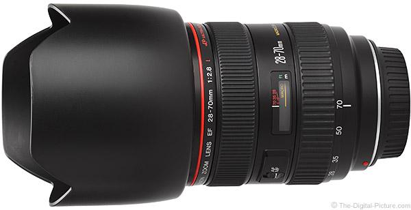 Canon EF 28-70mm f/2.8L USM Lens Product Images